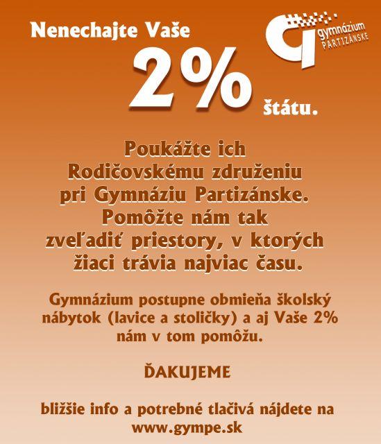 2 percenta